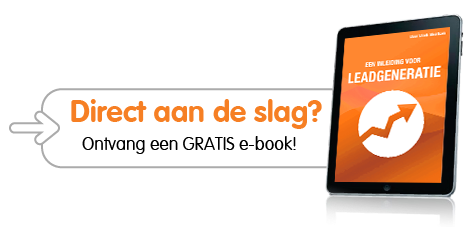 Inbound Marketing, Leadgeneratie, Ebook