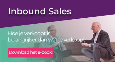Download het e-book Inbound Sales