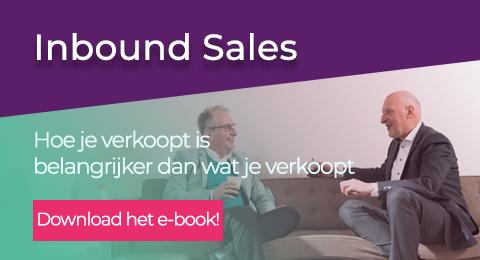 Download het e-book Inbound Sales