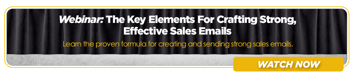 Key Elements For Crafting Strong Sales Emails