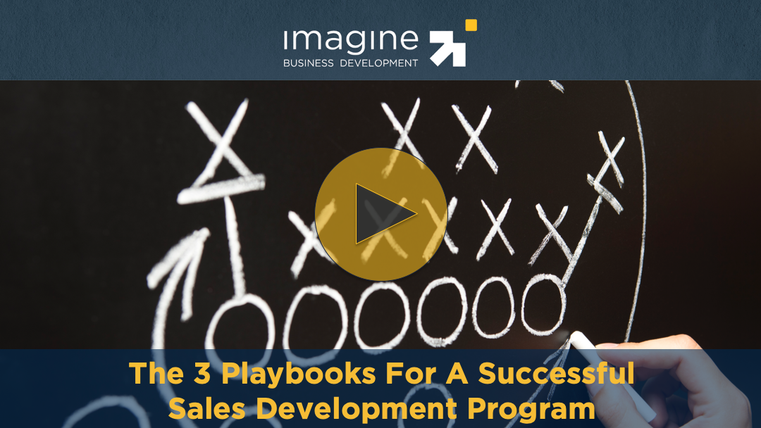 playbooks-for-successful-sales-development