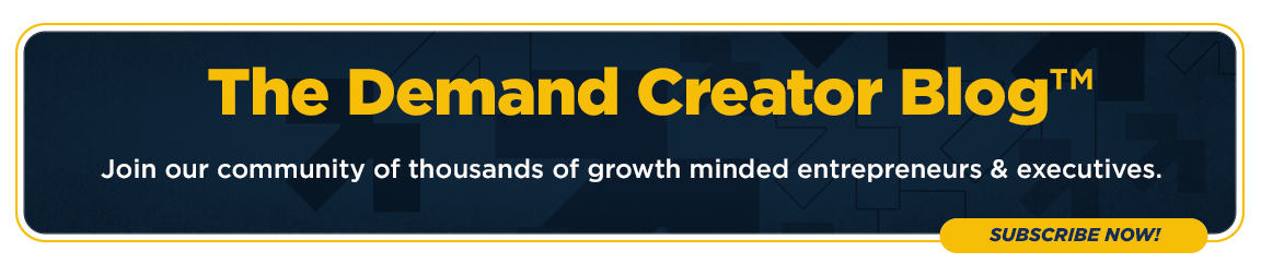 Subscribe to The Demand Creator Blog