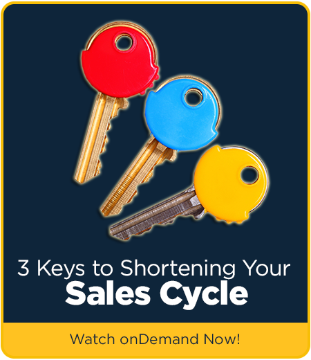 3 Keys to Shortening Your Sales Cycle