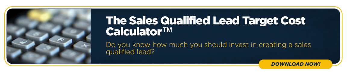 sales-qualified-lead-target-cost-calculator