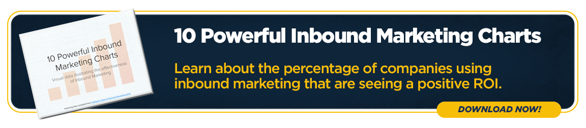 The Data of Inbound Marketing