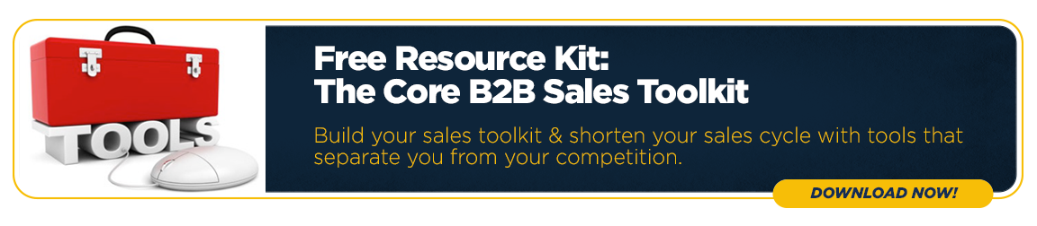The Core Sales Toolkit