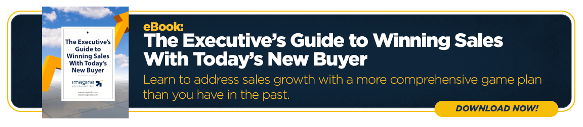 The Executive's Guide to Winning Sales with Today's New Buyer