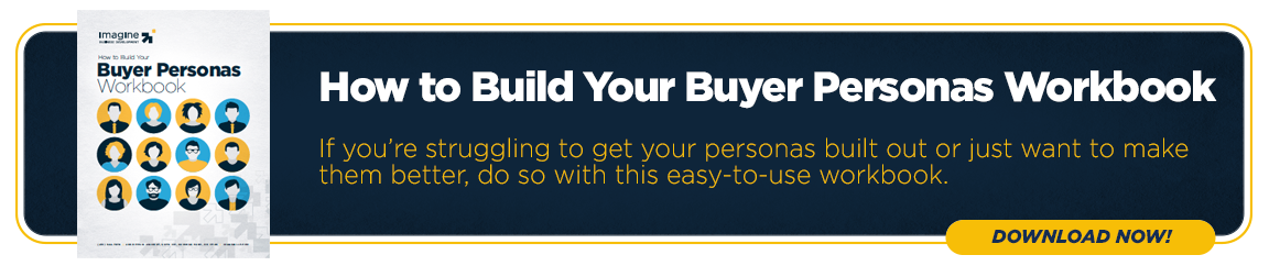How to Build Your Buyer Personas Workbook