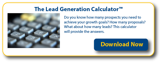 B2B Lead Generation Calculator