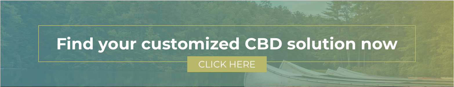 Personalized CBD Recommendation CTA