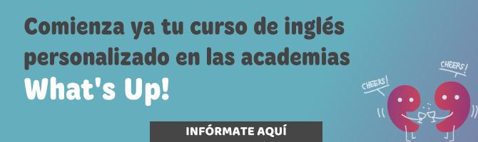 Descubre más sobre el método What's Up en nuestras academias de España