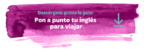 Guía descargable:  Inglés para viajes