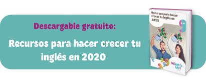 Guía descargable:  Los errores de los españoles en inglés y cómo evitarlos.