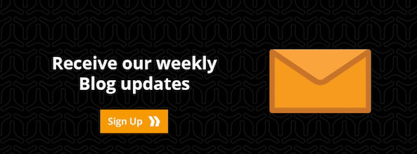 Receive our weekly Blog Updates