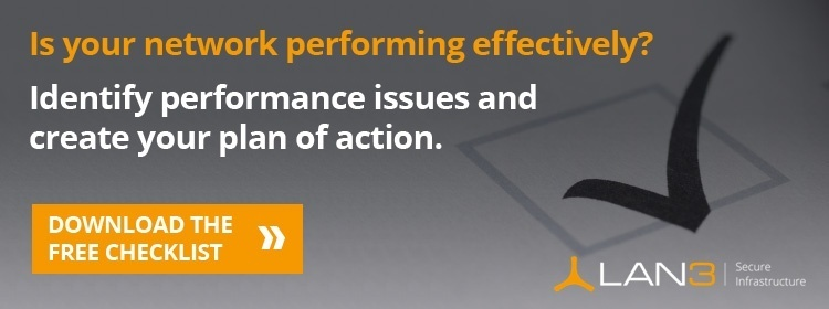 Download Network Performance Checklist