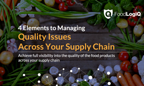 4 Elements to Managing Quality Issues Across Your Supply Chain