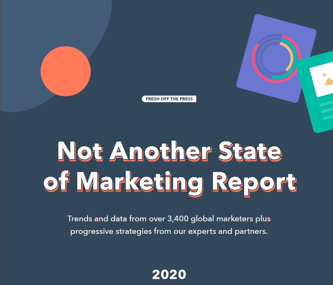 State of Inbound Marketing 2020