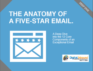 Anatomy of a 5 Star Email
