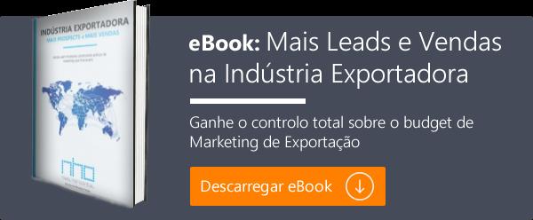eBook Grátis Marketing Exportação