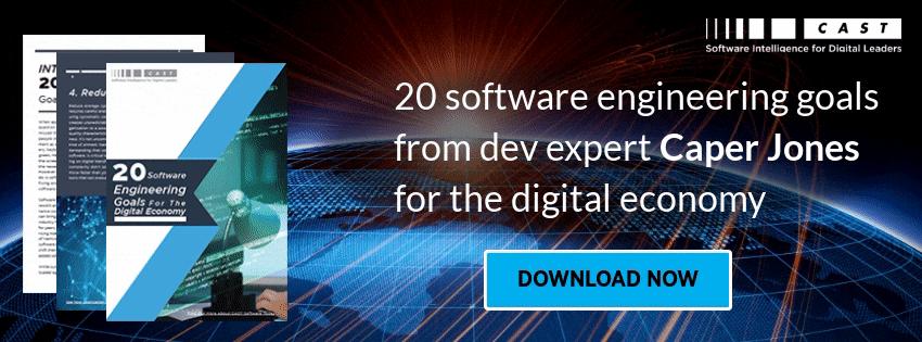 twenty software engineering goals ebook