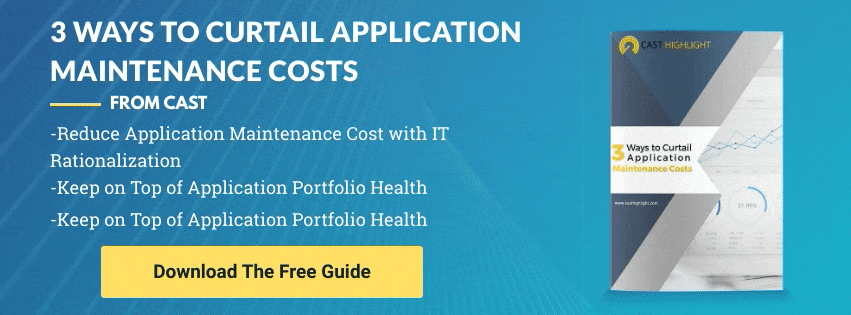 3 Ways To Curtail Application Maintenance Costs