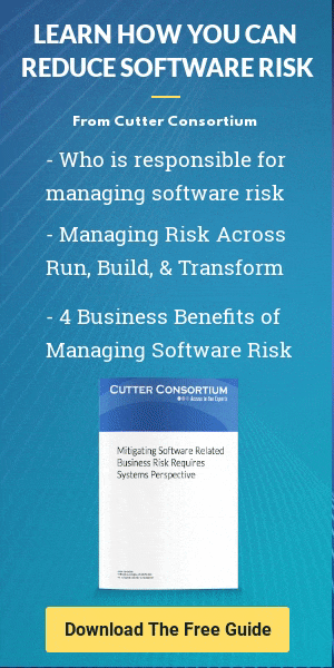 Software Development Risk Management Plan - Cutter ebook