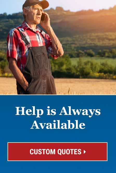 Help is always available. Click for a free fence quote.