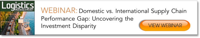 Domestic vs. International Supply Chain Performance Gap: Uncovering the Investment Disparity