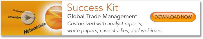Global Trade Management Success Kit
