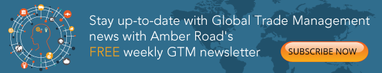 Amber Road Global Trade Management Newsletter