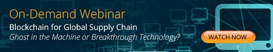 Blockchain for Global Supply Chain Webinar