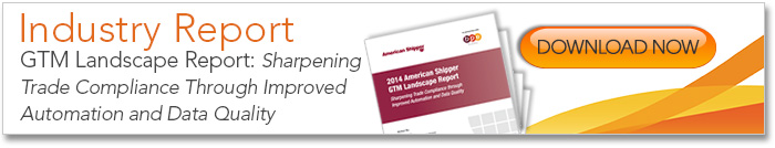 2014 American Shipper GTM Landscape Report