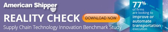 Amber Road | American Shipper | Supply Chain Technology Innovation Benchmark Study