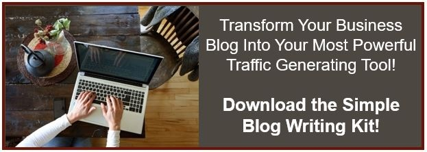 Download the Business Blogging Kit