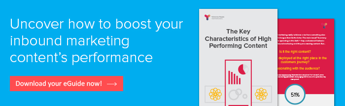 The Key Characteristics of High Performing Content