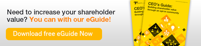 Need to increase your shareholder value? You can with our eGuide!