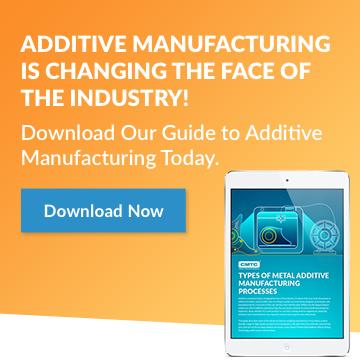 Types of Metal Additive Manufacturing CTA
