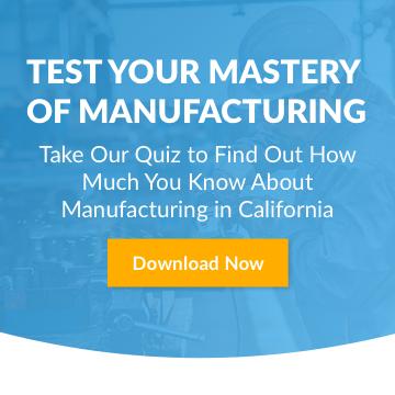 Manufacturing Quiz CTA