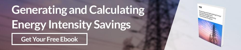 Energy Savings In Manufacturing Whitepaper