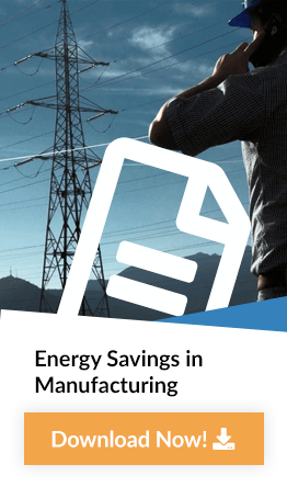 Energy Savings in Manufacturing