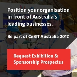 Request CeBIT Australia 2017 Exhibition and Sponsorship Prospectus