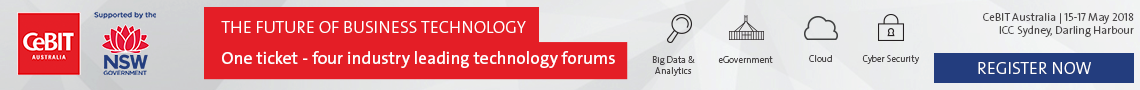 One ticket. Four technology forums. Register now.