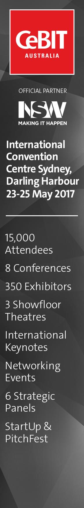 CeBIT Conferences 2017