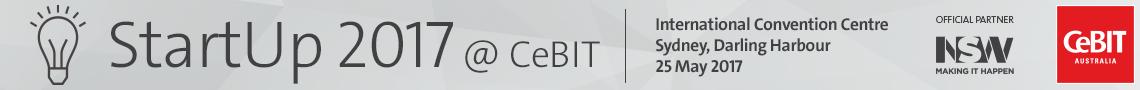 StartUp 2017 @ CeBIT