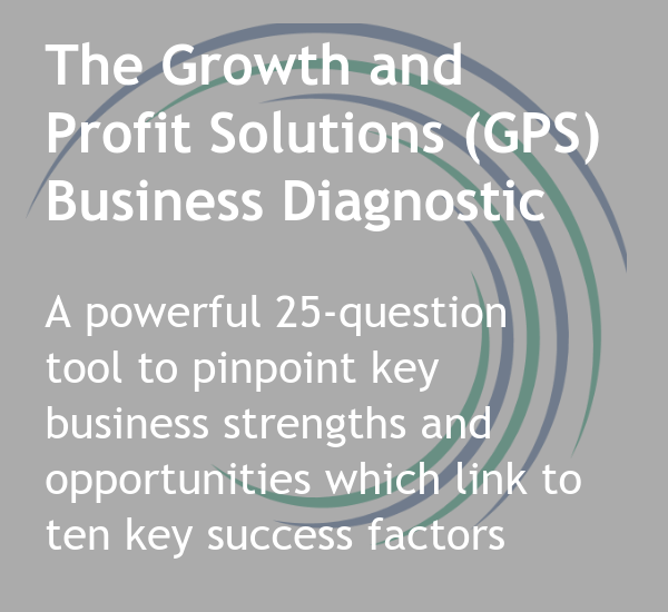Growth and Profit Solutions Business Diagnostic Tool