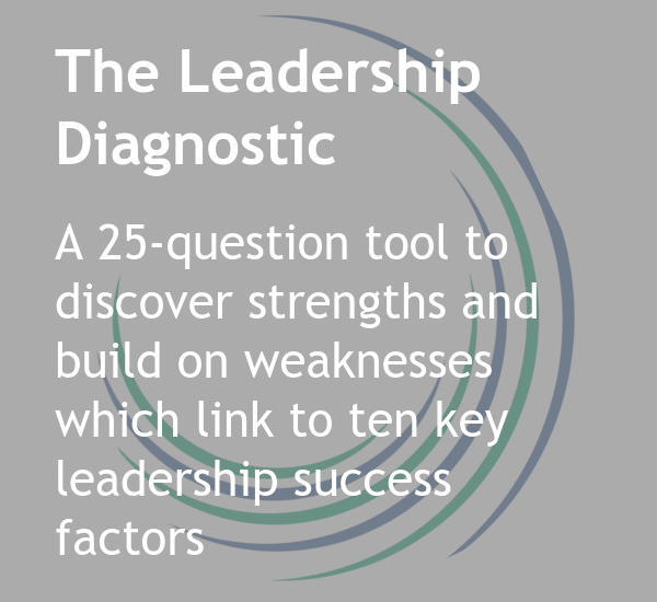 Leadership Diagnostic Tool