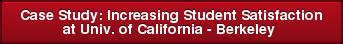 Case Study: University of California - Berkeley