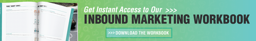 Get Instant Access To Our Inbound Marketing Workbook and Video Series