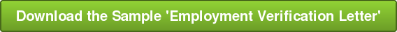 Download the Sample 'Employment Verification Letter'