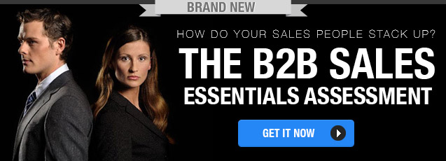 The B2B Sales Essentials Assessment